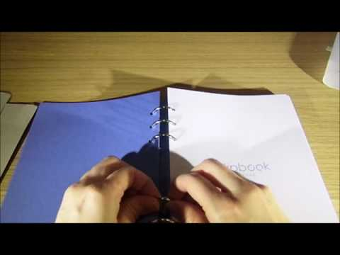 Unboxing Filofax Domino Soft and Clipbook