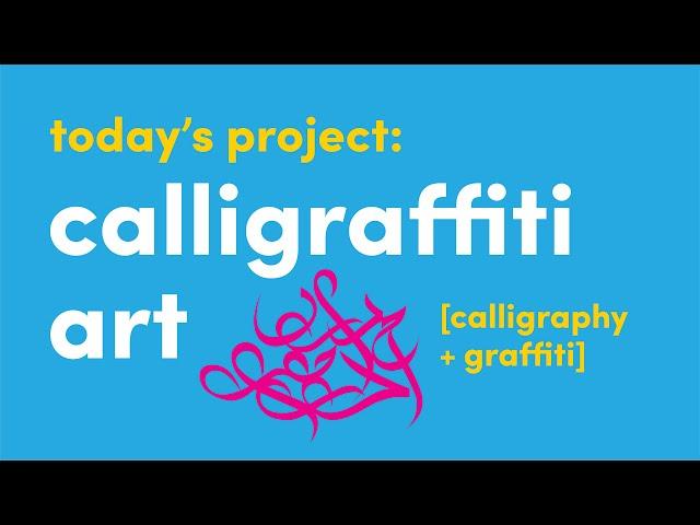 Calligraffiti Art | Visual Art | ArtistYear Create