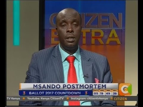 Chris Msando's Postmortem #CitizenExtra