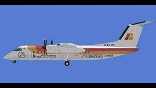 Baixar Flight Simulator X Deluxe Edition + Acceleration, Gran Canaria-Tenerife Norte {Iberia} 1 de 2
