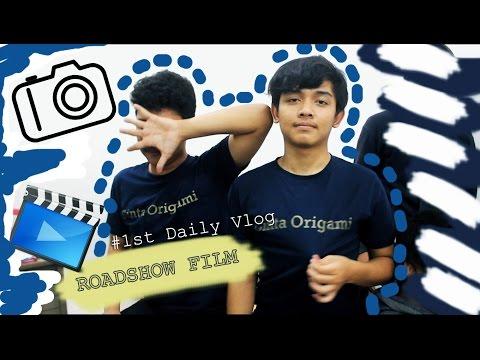 #1st Vlog ROADSHOW FILM