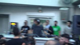 Hernan Cattaneo. Kassey Voorn - Chords From The Heart @Mamacas, Athens