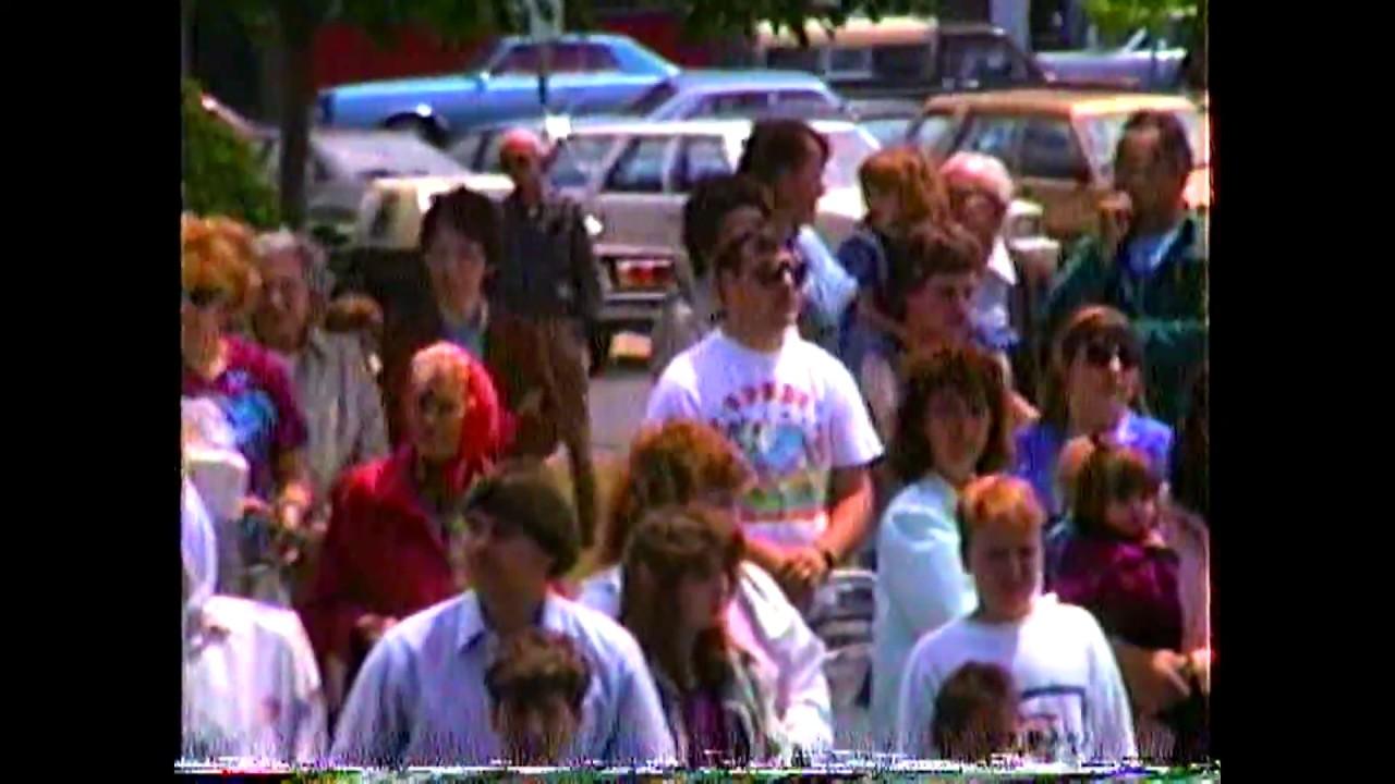 Clinton County Bicentennial Parade  6-11-88