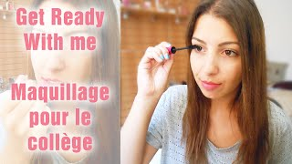 Maquillage pour le collège [ Get Ready With Me ] Thumbnail