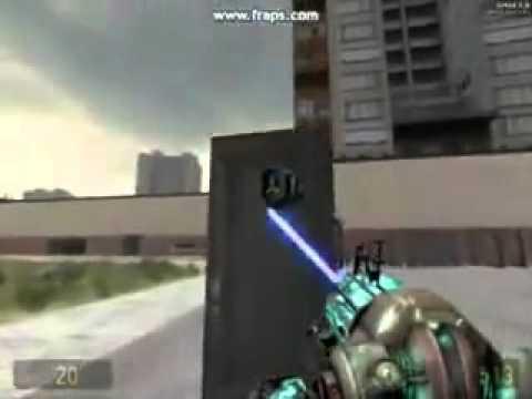Youtube half-life2 walkthrough - 56
