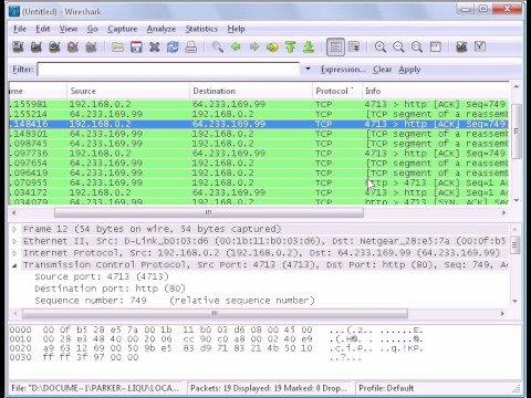 Course: SCSR1213-01 KOMUNIKASI RANGKAIAN (NETWORK