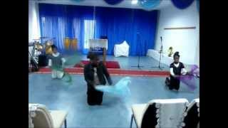 (Let Your) Living Waters - Hlengiwe Mhlaba (Worship Dance by Supreme Singers)