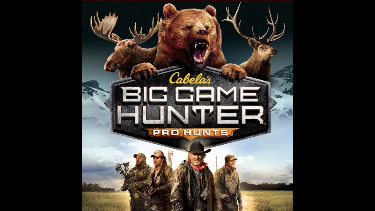 Cabelas Big Game Hunter Pro Hunts [RELOADED] - FULL ...