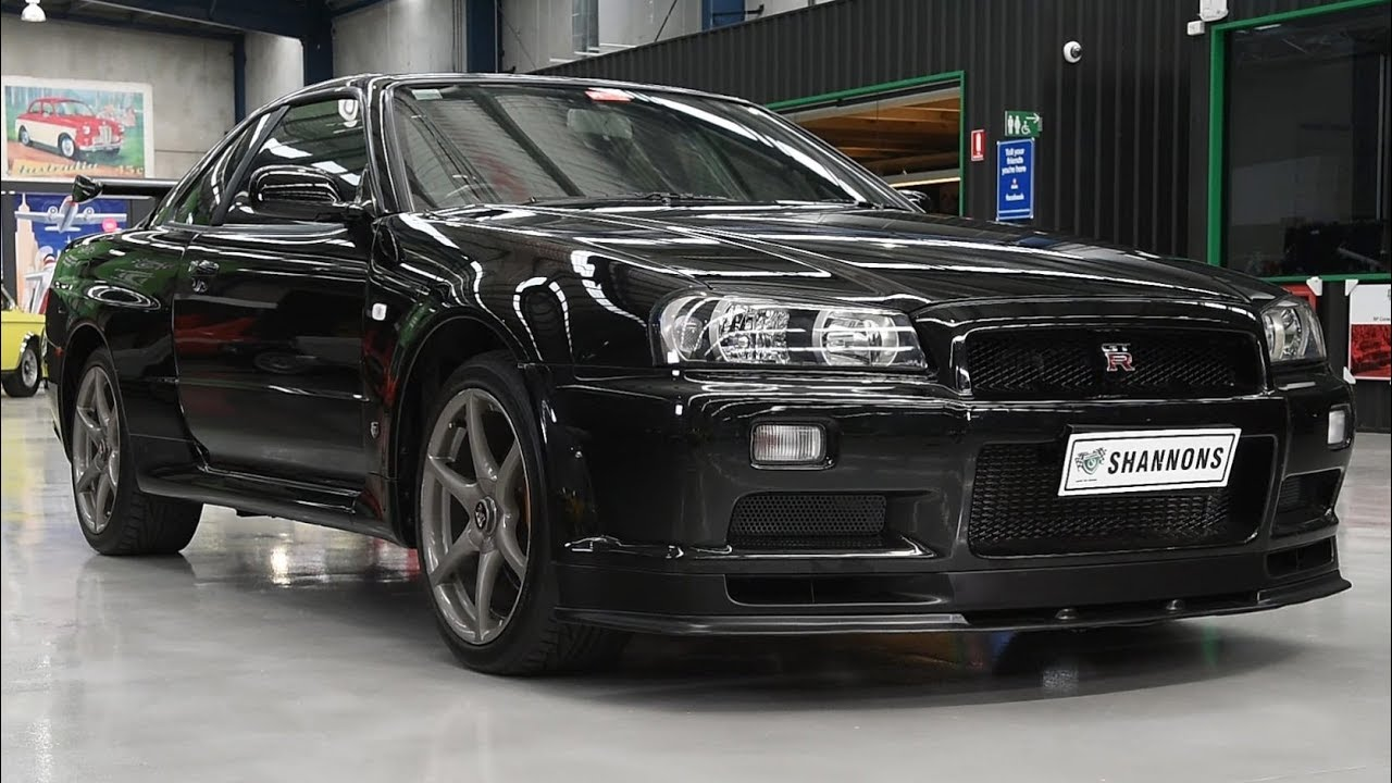 1999 Nissan Skyline R34 GTR V-Spec Coupe -  2018 Shannons Melbourne Autumn Classic Auction