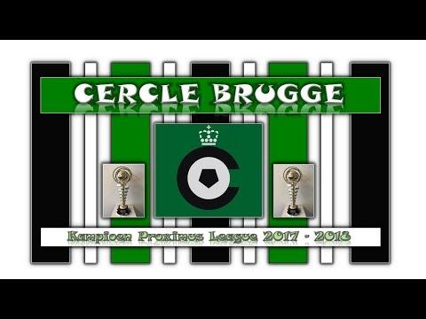 CERCLE BRUGGE   Kampioen 2017 2018