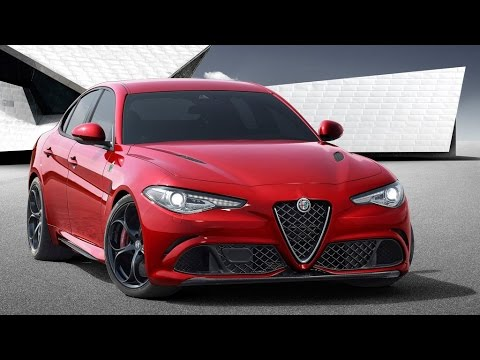 2016 alfa romeo giulia review rendered price specs release date youtube. Black Bedroom Furniture Sets. Home Design Ideas
