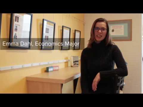 College of Liberal Arts Student: Emma Dahl