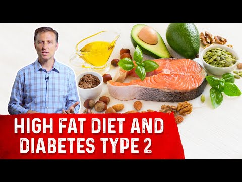 How high fat foods impact diabetes and metabolic syndrome