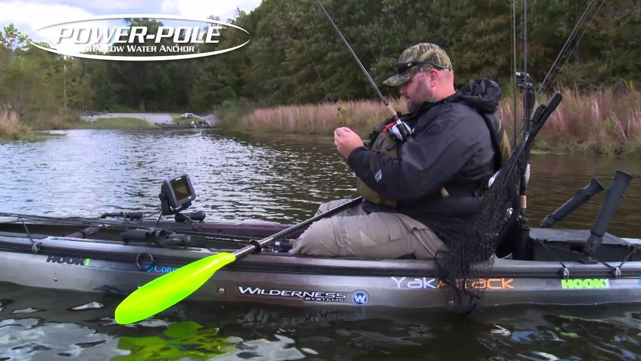 Kayak bass fishing big bass in kentucky youtube for Bass fishing kayak