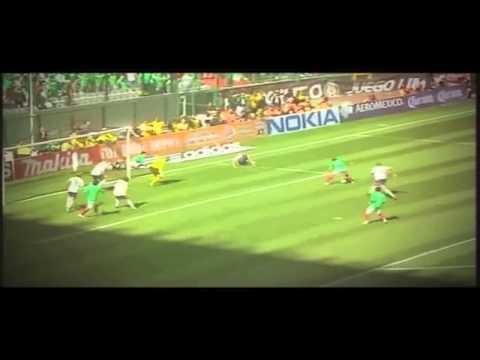 """""""Baúl del Recuerdo"""" Efraín Juárez (México vs Estados Unidos 2009 )"""