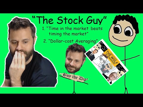 """Pro stock streamer reacts: """"Casually Explained"""" People Who Are Into the Stock Market"""
