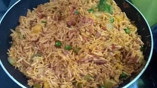 Tawa Pulao Recipe   Tawa Palav in Kannada