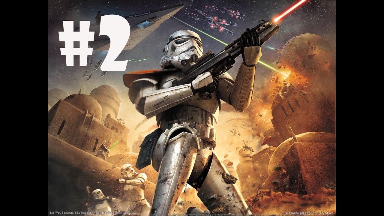 Star Wars Battlefront 2 Conversion Mod Pack 2.0 HD
