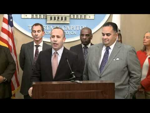 Steinberg, Perez & Business Leaders Announce Bills to Improve State Economy