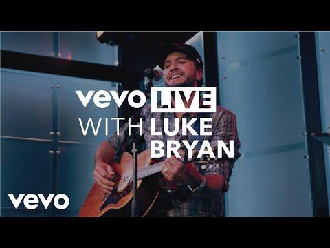 Luke Bryan - Vevo Live at CMA Awards 2017 - Luke Bryan