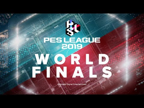 PES League 2019 World Finals - Live Draw