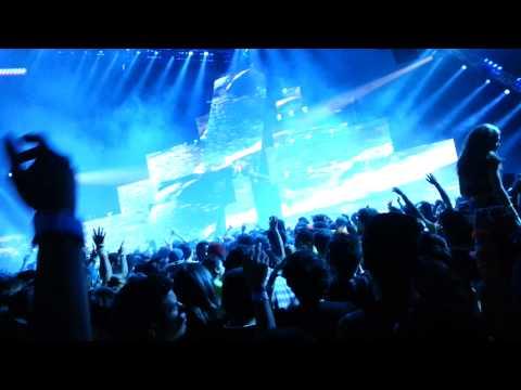 Dash Berlin -Earth meets water @ Electric Zoo Arena CDMX 4 mayo 2014