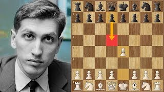 Bobby Laughed at Black's First Move | Fischer vs Addison  | Palma de Mallorca Interzonal (1970)
