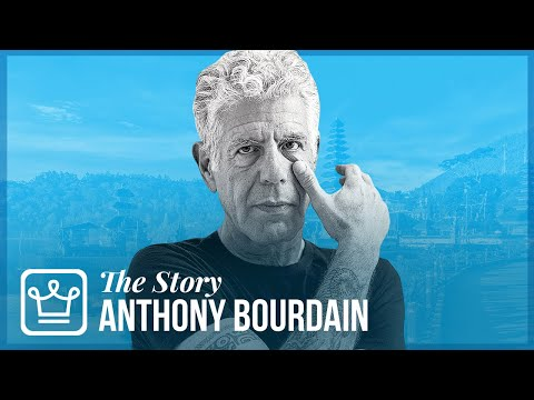 How Anthony Bourdain Changed Food Culture