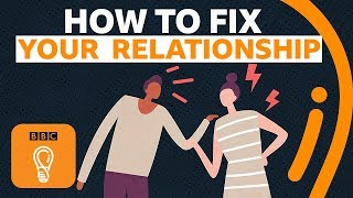 How to fix your relationship – or know when to stop trying | BBC Ideas