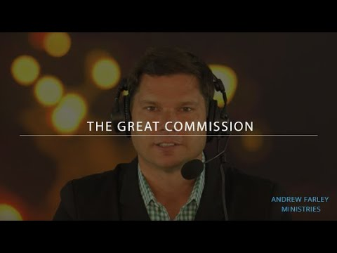 ANDREW FARLEY MINISTRIES – Author
