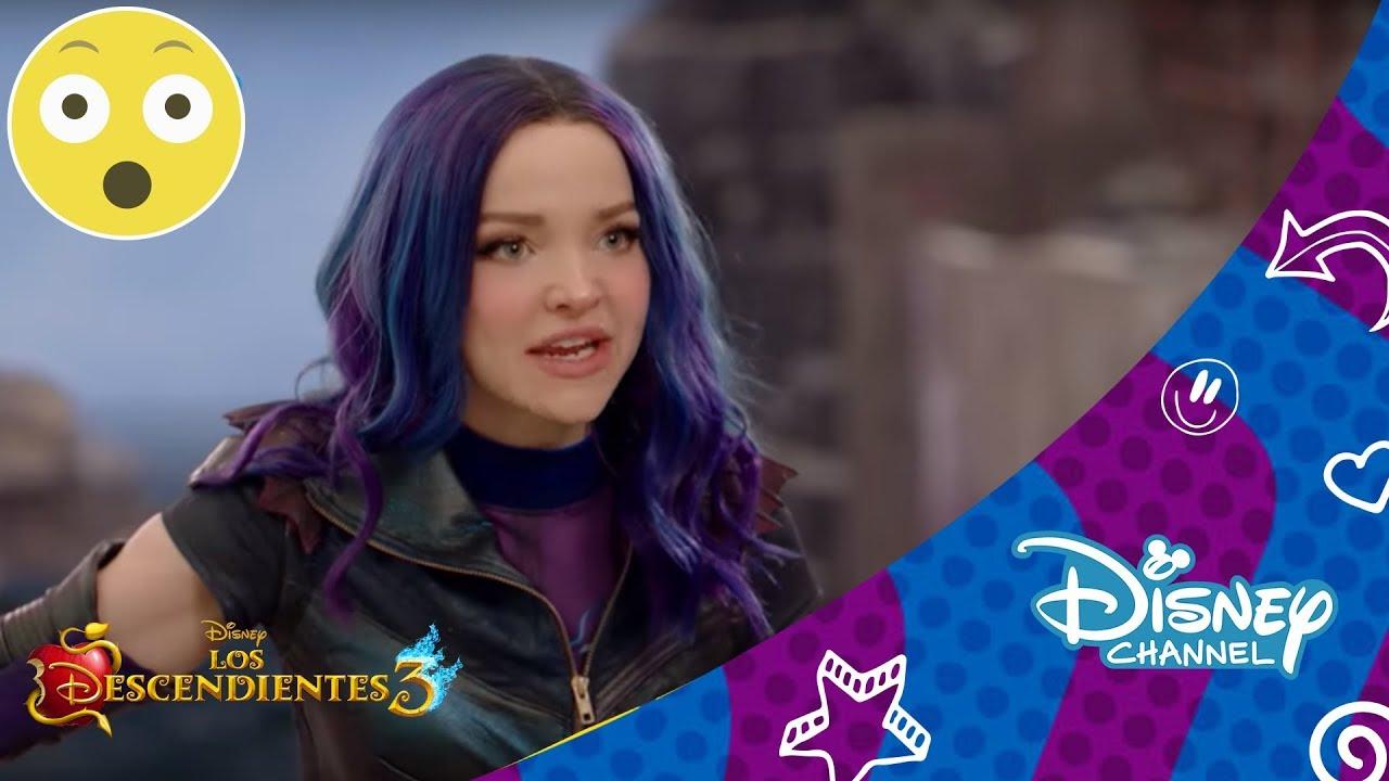 Los Descendientes 3 Trailer Oficial Nuevos Hechizos Nuevos Villanos Disney Channel Oficial Youtube