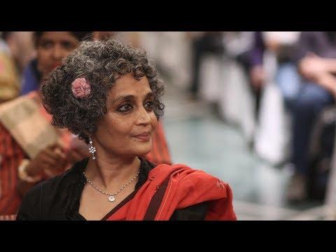 Arundhati Roy in conversation with Alok Rai : Rajkamal Diwas 2018