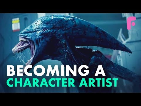 how-to-become-a-character-artist-for-film-&-games