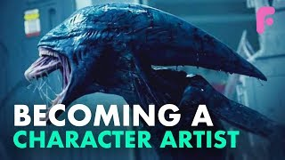 How to Become a Character Artist for Film & Games