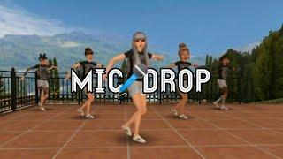 Mic Drop (방탄소년단) - Avakin Life Music Video