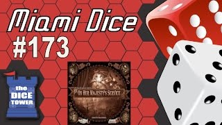 Miami Dice, Episode 173 - On Her Majesty
