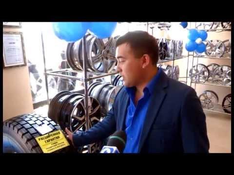 В Шымкенте открылся магазин шин Эйкос