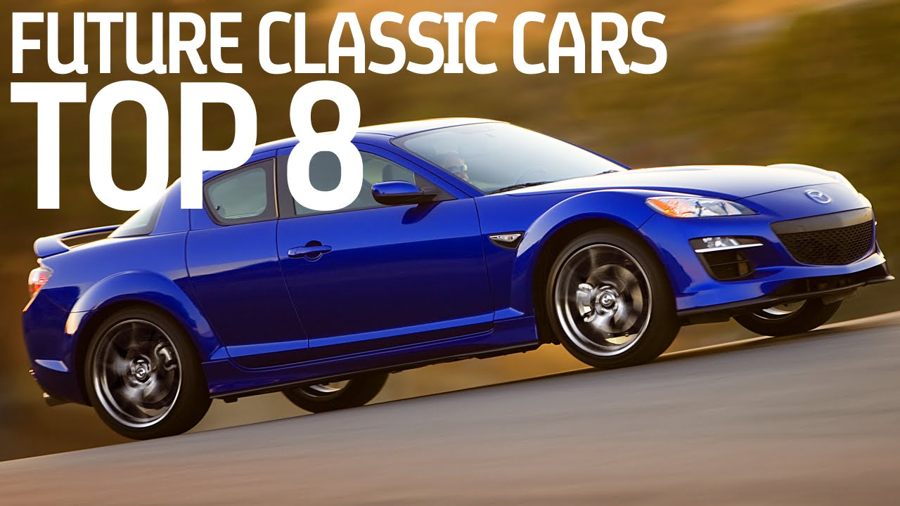Top 8 Affordable Future Classic Cars! - Formula E - YouTube
