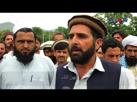 شمالی وزیرستان کے تاجروں کا اسلام آباد میں دھرنا جاری