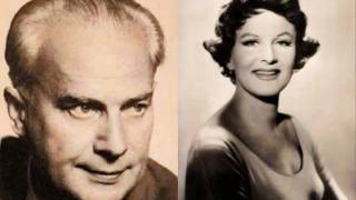 """Willy Schneider & Gitta Lind """"Pardon, Madame""""  Victoria und ihr Husar"""