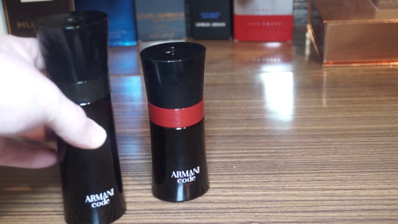 Armani Code A List Brand New Code Flanker For 2018 Youtube