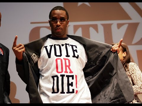 Hip Hop Caucus' Rev. Lennox Yearwood Jr. On P. Diddy Calling Voting A Scam