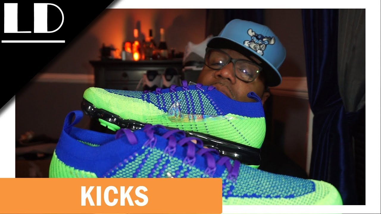 29e7b2815a Doernbecher Freestyle Nike Vapormax! The Best Shoe From The 2017 Collection!
