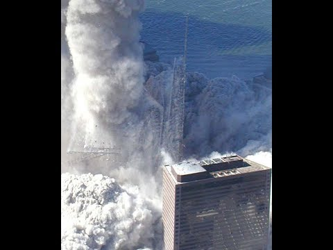 11 сентября 2001 г.   Вот куда делись башни. Here's where did the towers go. English subtitles