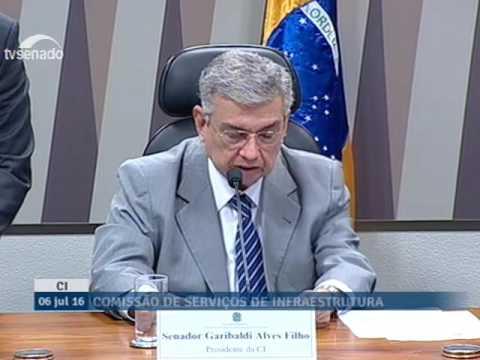 CI - Comissão de Infraestrutura - 06/07/2016