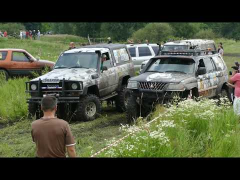 OFF ROAD драг Offroad Family Adventures ФЕСТ МАНЬЯКИ off road 4x4 часть 6