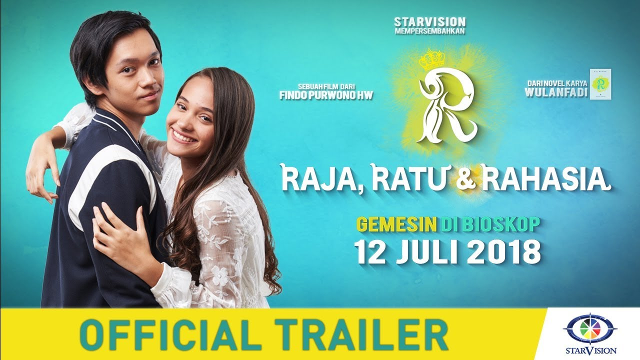 R - Raja, Ratu & Rahasia Official Trailer