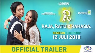 R - Raja, Ratu & Rahasia Official Trailer