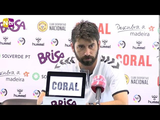 Luís Freire antevê jogo em Faro: