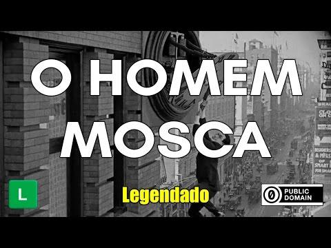 O Homem Mosca - Safety Last! (1923) - HD Legendado
